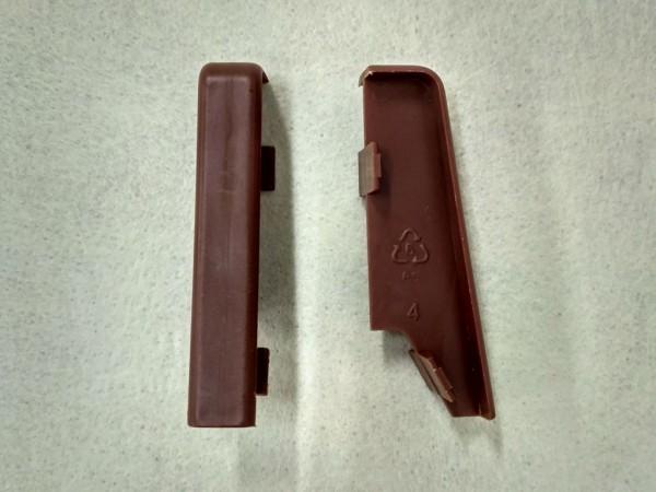 Equipped 1248 Verbinder Nussbaum 58mm