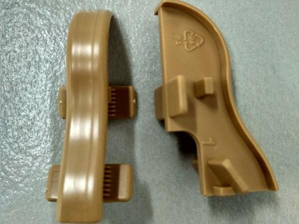 Equipped 1252 Verbinder Eiche 40mm
